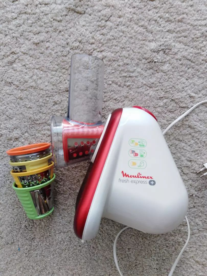 moulinex fresh express struhadlo strouhaci robot ostatn 15212043 letgo esk republika. Black Bedroom Furniture Sets. Home Design Ideas