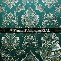 Hyper attractive wall papers available for purchase
