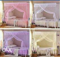 Mosquito nets with stands available.