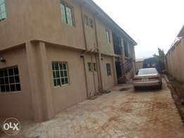 Newly built room self contains, At Unique Estate Baruwa Ipaja lagos
