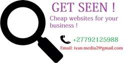 Best Cheap quality websites in town Call us Today
