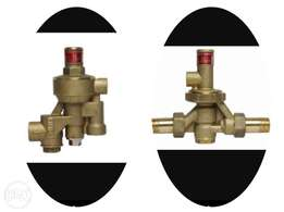 Valves 400 kpa master and kwik flow