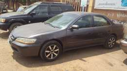 ADORABLE MOTORS: A Neat and sound Honda Accord Babyboy 4 sale.