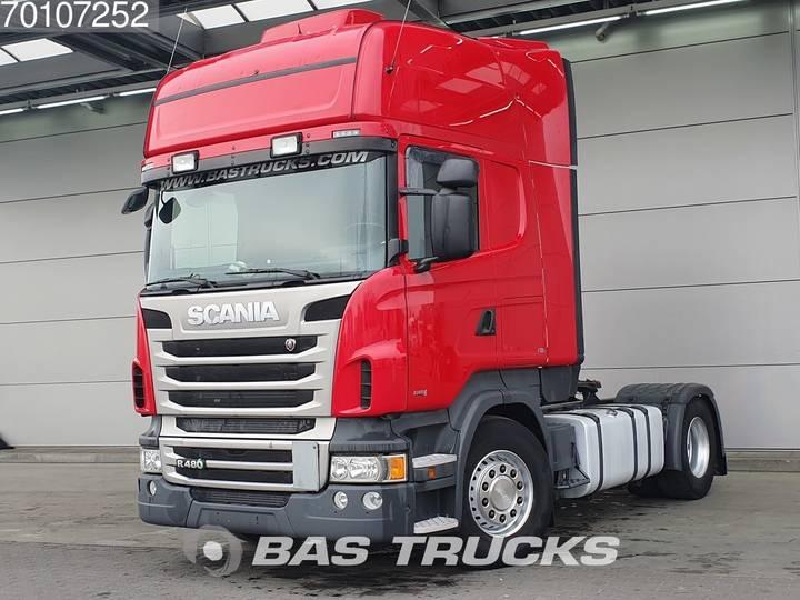 Scania R 480 4X2 Retarder Standklima Euro 6 - 2014