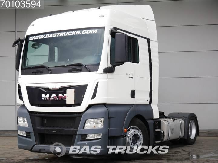 MAN TGX 18.440 XLX 4X2 Intarder Mega Euro 6 - 2015