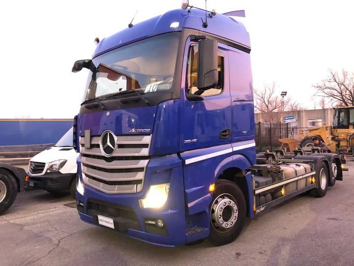 Mercedes-Benz Actros 2545 - 2015