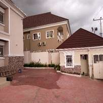 Newly built 2 bedroom serviced apartment for rent in Durumi, FCT