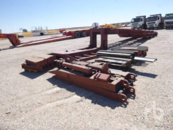 GKO633 60 Ton Tri/A - 2001