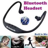 Stereo Sport Bluetooth Wireless Headset and MP3 Player for Android
