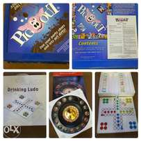 Fun drinking games for parties!