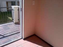 2 bed 1 bath 1st floor unit St George Noordwyk avail asap or 1 may