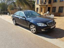 2008 Mercedes Benz S350 w221 Auto immaculate