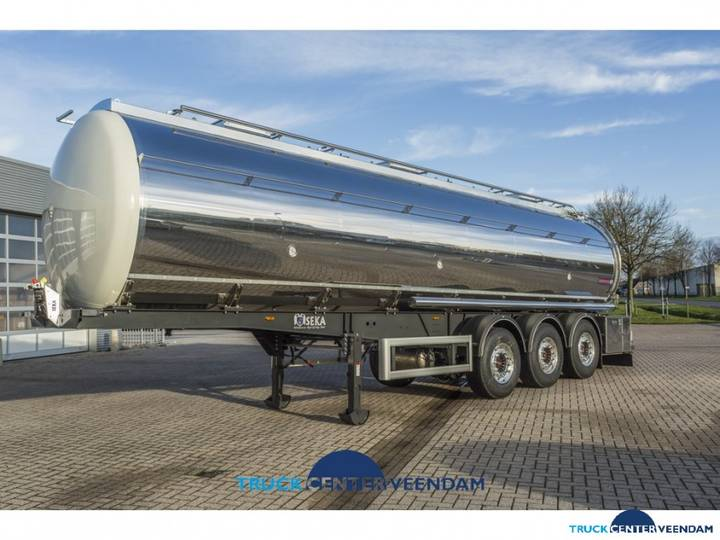 Seka Food or Feed tanker 33.000 liter - 2018