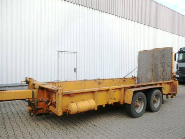 Hoffmann Tandem LDT 11,0 T LDT 11,0 T, Ladehöhe: 0,57 m - 1997
