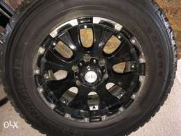 Mags And Tyres for bakkies