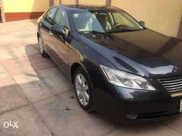 Just Cleared Tokunbo Lexus ES350 08/09
