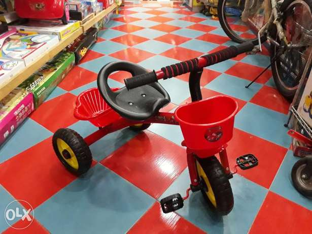 3 wheel cycle for kids