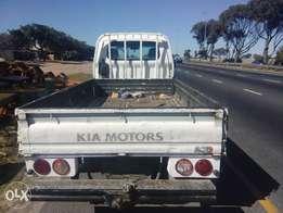 1.3T Bakkie for hire