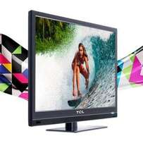 TCL Digital LED TV black 24 inch Brand New with Warranty