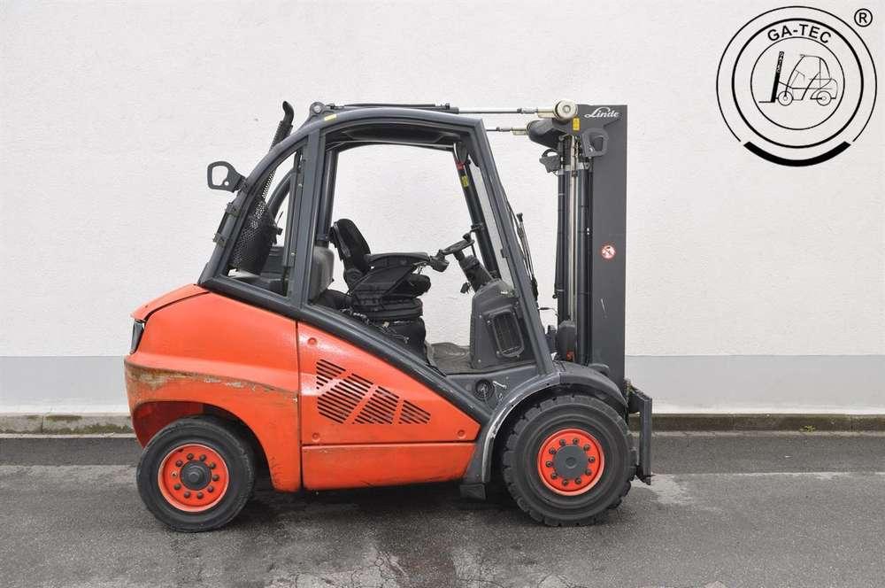 Linde H50D-01 - 2010 - image 5