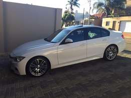 """BMW F30 OEM 19"""" 403M Wheelset With Runflat Tyres"""