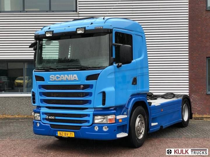 Scania G 400 / Retarder / Hydraulics NL TRUCK - 2011