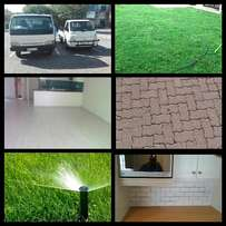 Kikuyu, LM & Evergreen Instant Lawn. Free Delivery + Laying