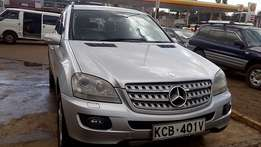 Mercedes-Benz ML 350 (2007)