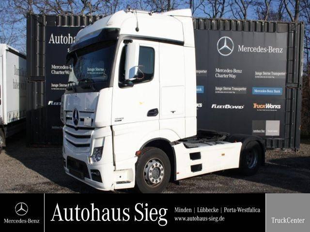 Mercedes-Benz 1845 LS 4X2 F 13 Kurvenlicht Standheizung - 2013