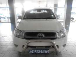 2008 Toyota Hilux 2.7 vvti for sale R159 000