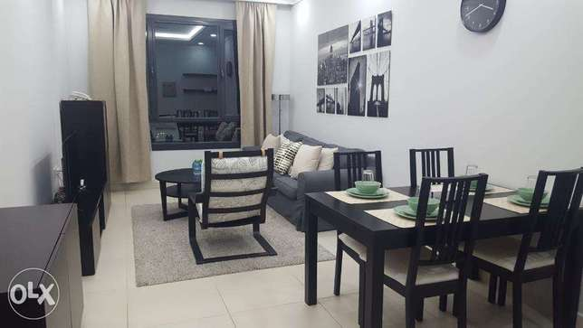 Sharq - Sea View Lovely Fully Furnished 2 Bedrooms Apartment