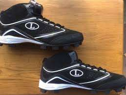 Baseball/rugby Shoes, Louisvilee Slugger. size 5 to 9.