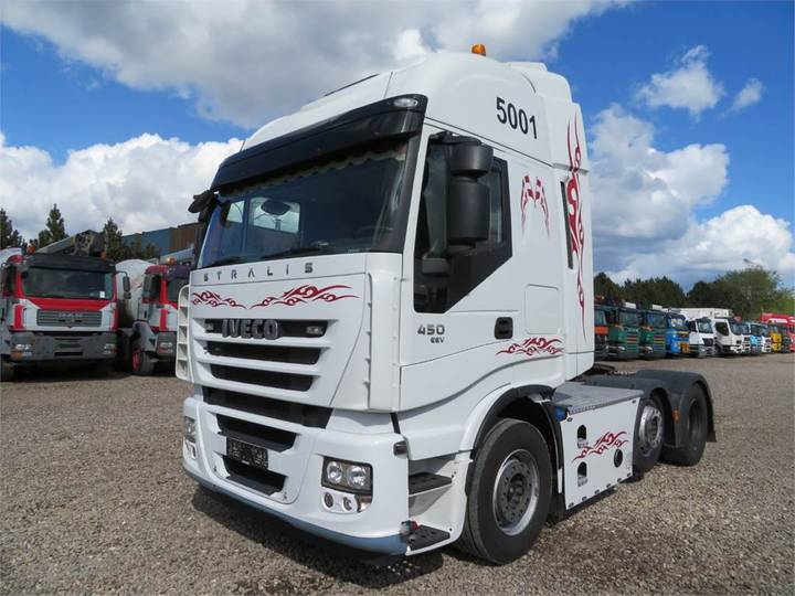 Iveco Stralis As440s45 Active Space Euro 5 Eev - 2013