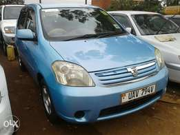 Toyota Raum modal 2003 on sale