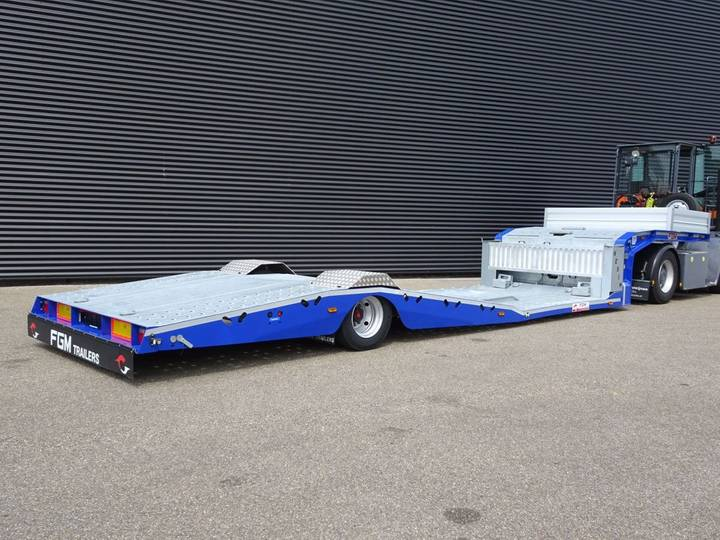FGM TRUCK TRANSPORTER / WINCH / RAMPS / NEW! - 2019 - image 2