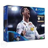 Playstation 4 fifa 18 bundle brand new