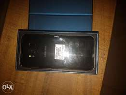 New samsung s8 Mid night black for sale