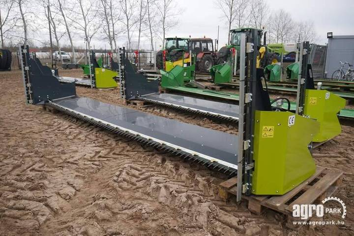 Claas New Agropark Rape Extension For - 2019