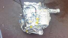 Toyota rx300 gearbox