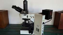 Olympus BX60M Microscope for sale