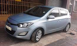 i20 2014 Hyundai CVVT for sale in Joburg