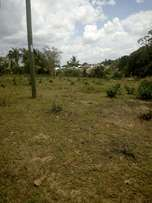 Plot for sale in msongola