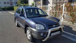 2005 Hyundai Santa Fe 2.7 A/t For Sale