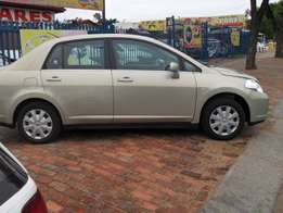 Nissan Tiida Now Stripping for Spares