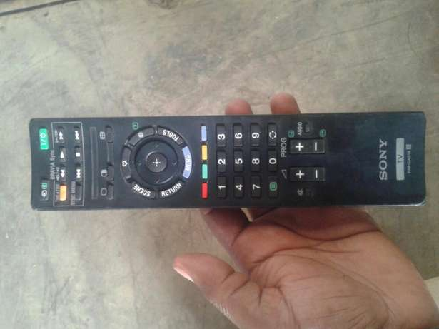 Original Sony Tv Remote control Umoja - image 1