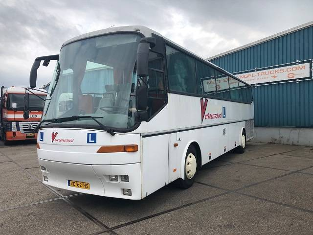 Bova FHD 12-290 EDUCATION BUS / TOURINGCAR (DAF 1160 ENGINE / ... - 1989