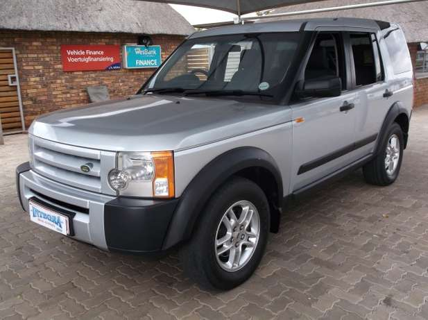 2007 Land Rover Discovery 3 Td V6 S AT Roodepoort - image 2