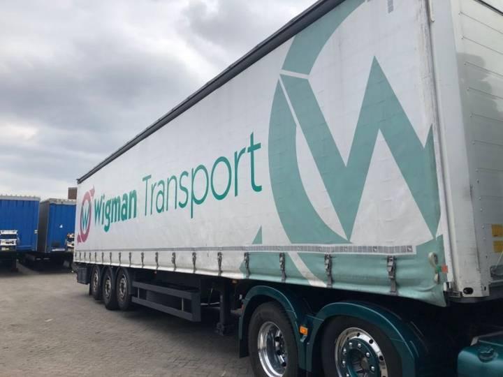 Schmitz Cargobull SKO - 2016