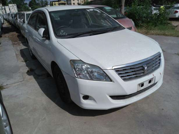 Toyota Premio KCM number 2010 model loaded with good music syste Mombasa Island - image 5