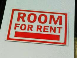 Room available at Bochabela